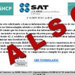 Gobierno de México advierte sobre phishing vía correo electrónico
