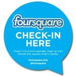 Foursquare está probando un programa de monetización del servicio para este año