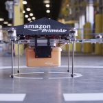 Amazon amenaza con llevarse proyecto de drones de EE.UU.