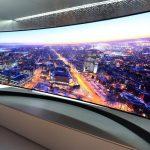 Samsung lanza televisor UHD de 105 pulgadas