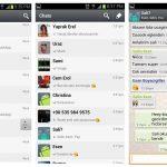 Whatsapp añadirá opción de gestión de chats