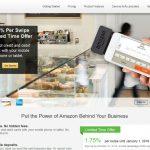 Amazon presenta su propio lector para pagos móviles