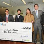 """Chile gana concurso """"iShares Fund Frenzy"""" de BlackRock para Iberoamerica 2014"""