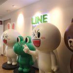 Line tendrá juegos Gumi en su plataforma