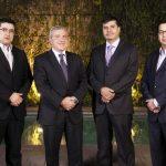 Nuevo presidente de D-Link Latinoamérica visita casa matriz en Chile