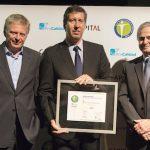 Entel obtuvo nuevamente el Premio Nacional de Satisfacción al Cliente