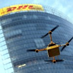 DHL inicia servicio con drones en Alemania