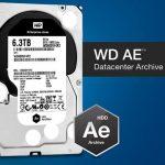 WD presenta discos duros para el almacenamiento de datos inactivos