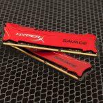 Kingston HyperX libera la nueva memoria Savage