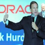 """Mark Hurd: """"Nuestro IP le ayudará a ganar en la nube"""""""