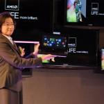 AMD habilita sistema digital de Samsung