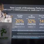 Llega la nueva tecnología Haswell-E de Intel