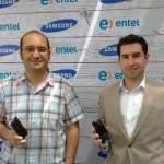 Samsung y Entel traen el nuevo GALAXY Alpha a Chile