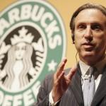 """""""Algún día no llevaremos dinero en efectivo"""": CEO de Starbucks"""
