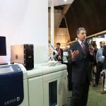 Xerox presentó su solución Versant 2100 en Print Santiago 2014