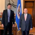 Paraguay y la OEA unen esfuerzos en seguridad cibernética