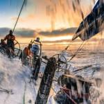 Tecnología Inmarsat ayuda a rescatar embarcación en la Volvo Ocean Race