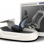 Faurecia usa tecnología de punta para mejorar asientos en autos de segmento intermedio