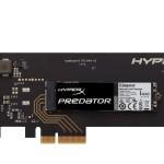 HyperX presenta SSD PCIe de alto rendimiento