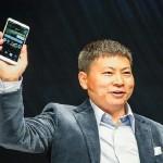 138 millones de personas usan teléfonos móviles de Huawei