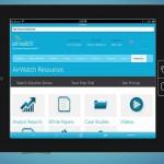 AirWatch modifica plataforma de administración