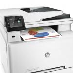 HP presenta impresoras enfocadas a las empresas modernas