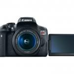 Canon amplía su línea EOS Rebel con las cámaras DLSR