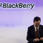 Blackberry se estabiliza y sus acciones suben
