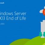 ¿Cómo actualizar tecnologías ante el fin de soporte de Windows Server 2003?