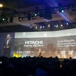 Hitachi enfoca su visión de empresa hacia la innovación social
