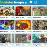 """Portal """"País de los juegos"""" ofrece más de 15 mil opciones"""