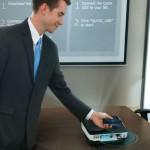 BenQ lanza proyectores NFC inalámbricos para empresas