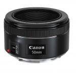 Lente EF 50mmf/1.8 de Canon ya en el mercado
