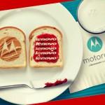 Lenovo se apoyará en Motorola para desarrollar smartphones