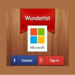 Tarea realizada: Microsoft adquiere Wunderlist