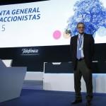 César Alierta destaca en el campo de IoT