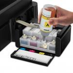 Epson EcoTank acaba con el problema de las impresoras