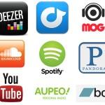 Caída en venta de CDs es compensada por ingresos del streaming en los Estados Unidos