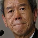 CEO de Toshiba dimite ante escándalo contable