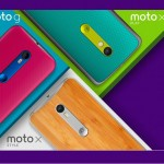 Presentamos los tres nuevos Android de Motorola