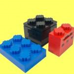 Conozca una PC hecha con bloques de Lego