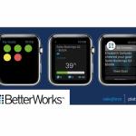 Salesforce lanza 5 apps empresariales para Apple Watch