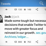 Twitter reducirá un 8% plantilla laboral