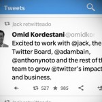 Twitter nombra a ex Google como presidente ejecutivo