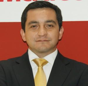 Germán Jara. Ingeniero senior en Arquitectura de Seguridad en Intel