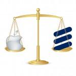 Ericsson paga y hace las pases con Apple