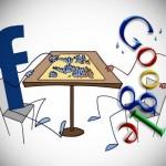 Facebook y Google lideran apps más usadas en 2015