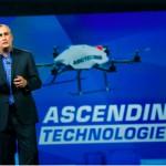 Intel le apuesta más a los drones con adquisición de Ascending