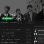 The Beatles: 250 millones de reproducciones en Spotify y aumentando