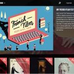 "Qubit.tv transmite ""My French Film Festival"" en Argentina, Colombia y Ecuador"